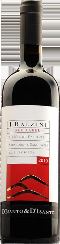 I Balzini Red Label IGP Toscana