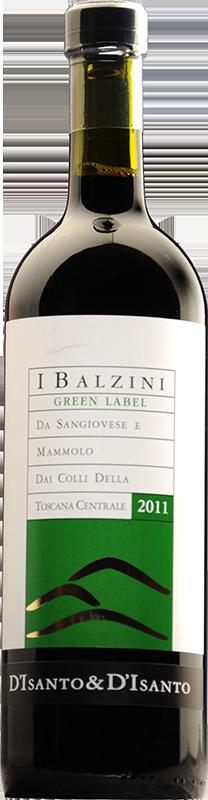I Balzini Green Label IGT