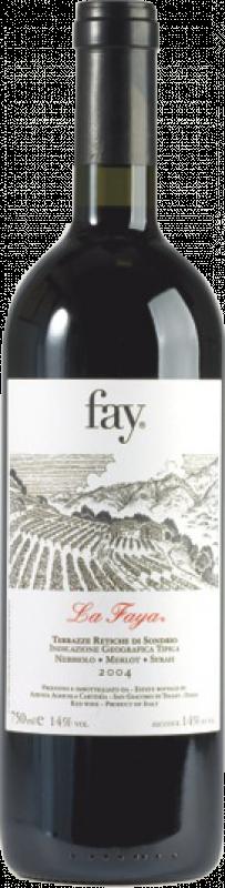 La Faya – Terrazze Retiche di Sondrio IGT