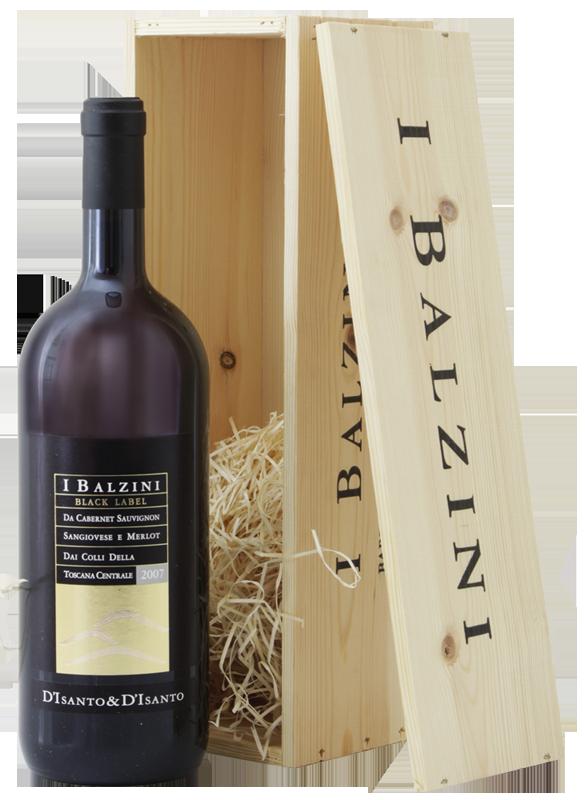I Balzini Black Label IGT, 1.5l