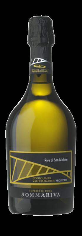 Prosecco Superiore Valdobbiadene Extra Dry DOCG Rive di San Michele