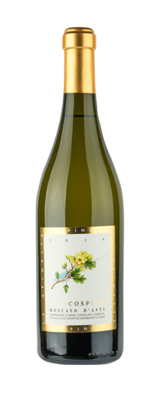 Moscato d´Asti Biancospino DOCG