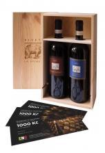 dárkový balíček La Spinetta Piedmont - červené